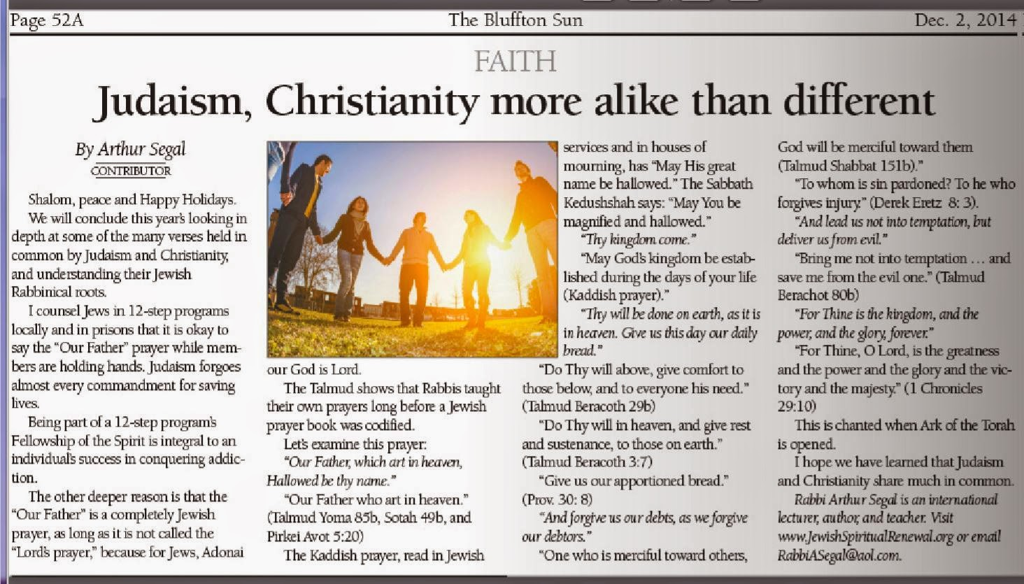 christianity and judaism alike and different Torah, bible, god - similarities between christianity and judaism.