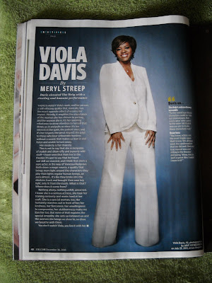 Viola Davis Entertainment Weekly Photo