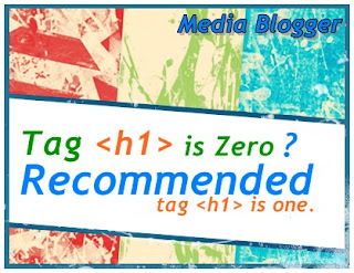 memperbaiki tag h1 is zero on chkme seo tools