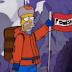 Los Simpsons Audiolatino 09x23 ''El rey de la colina'' Online