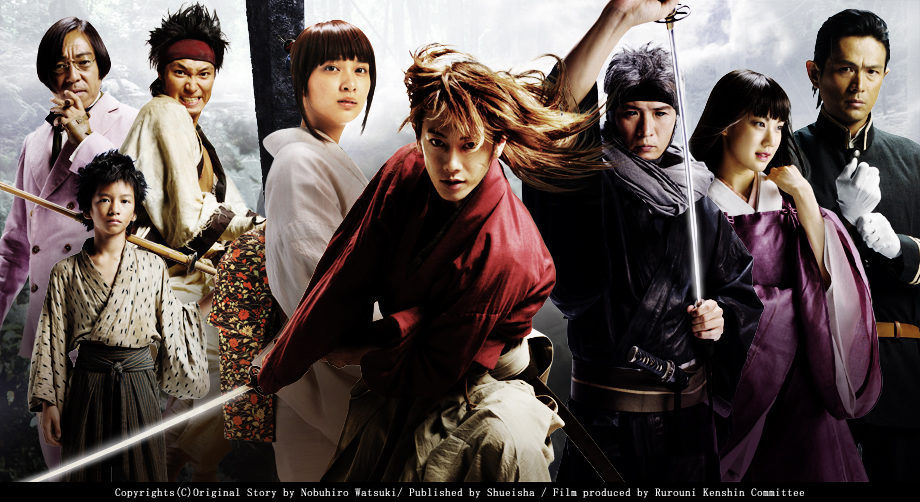 Rurouni Kenshin, Kenshin live action, Kenshin live action torrent, Samurai X, Samurai X torrent, Rurouni Kenshin torrent, Kenshin Himura, Hitokiri Battousai, Battousai the Manslayer
