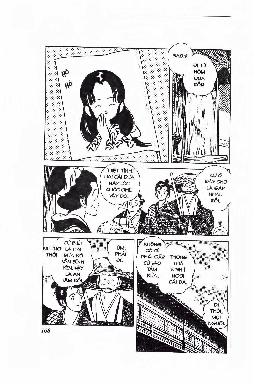 Nijiiro Togarashi - Ớt Bảy Màu chap 95 - Trang 13