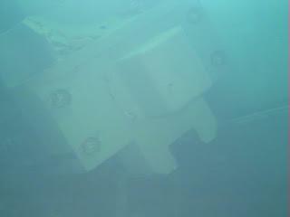Equipaggiamento per il carico e scarico del combustibile nucleare precipitato nella piscina 3
