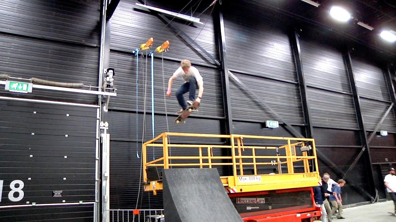 Zero Gravity Expo skateboard finale 2014. Kijk de video van iboardcast.com