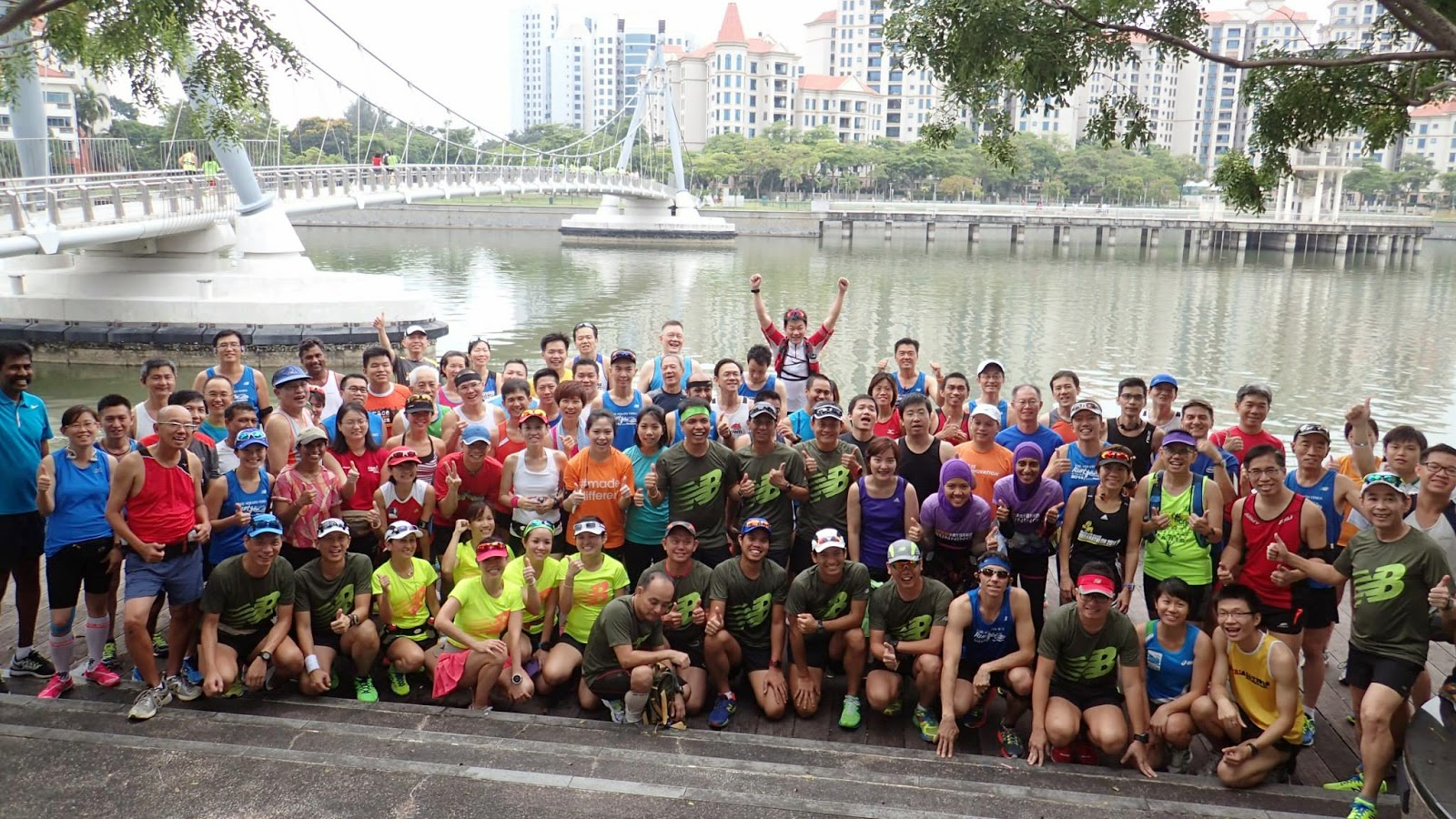 Straits Times Run @ Hub: Training Run #3