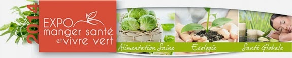 Expo Manger Santé et Vivre Vert 2014
