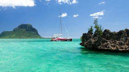 Gateaway Pulau Mauritius