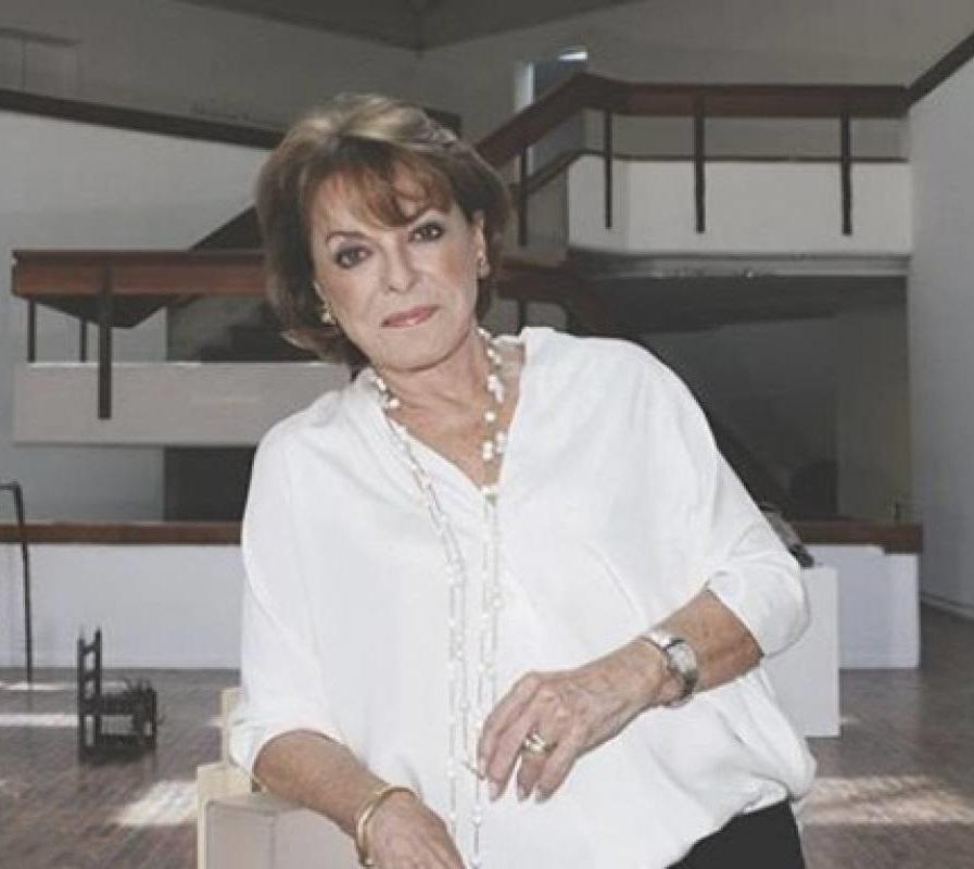 Diciembre 3 de 1935 - Marzo 11 de 2019 (Gloria Zea) abanderada de la cultura en Colombia