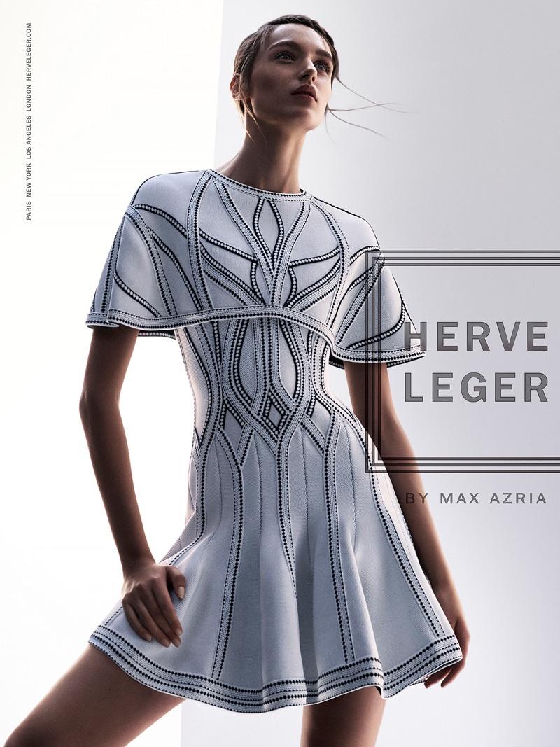 Herve Leger Spring/Summer 2016 Campaign