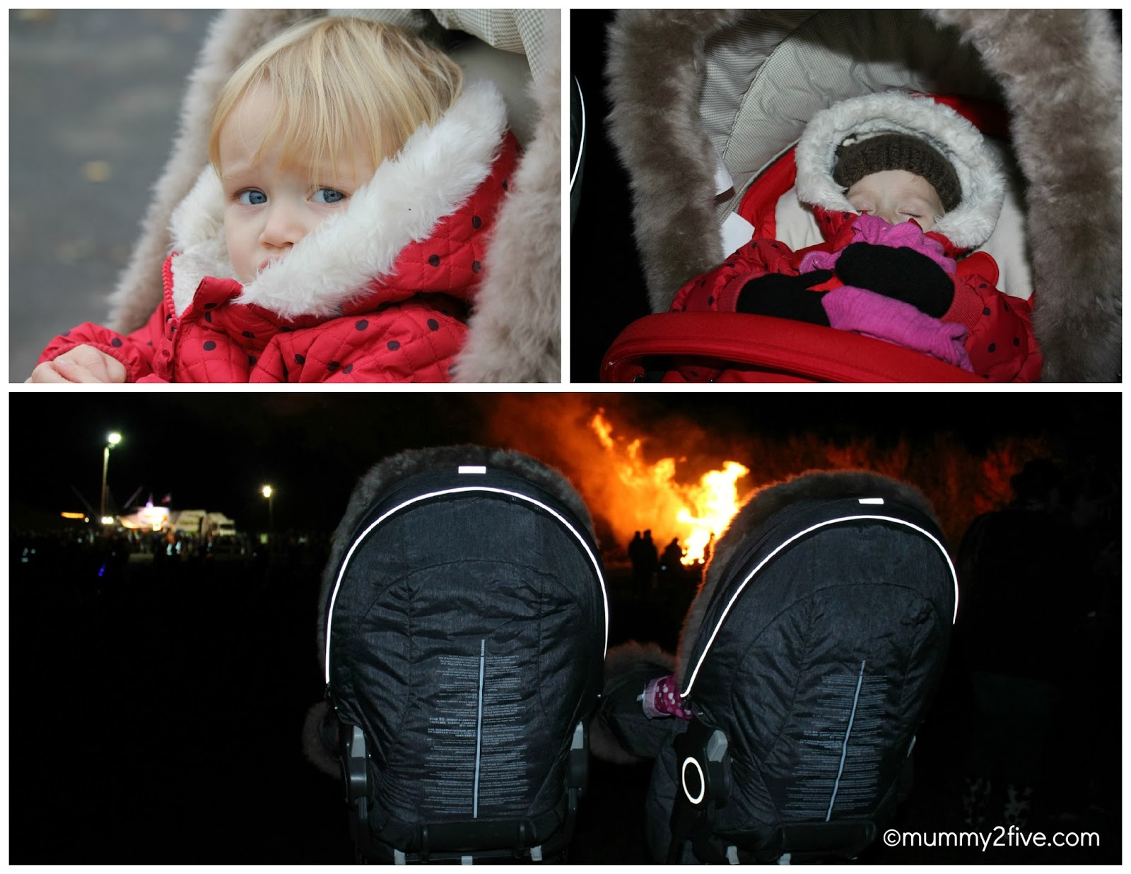 Stokke Xplory with anthracite winter kit on