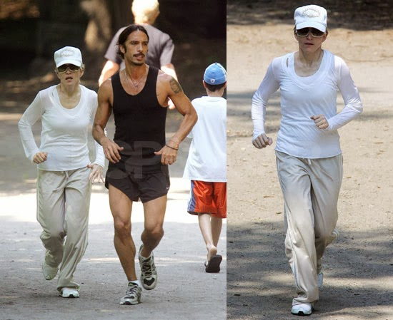 madonna carlos leon runner gt fashion diary