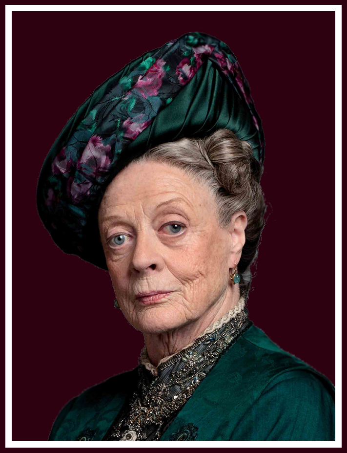 Maggie Smith 1950s Maggie Smith Plays Violet