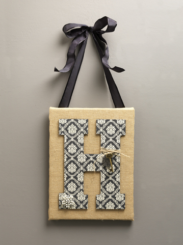 Craft warehouse blog for Letter canvas