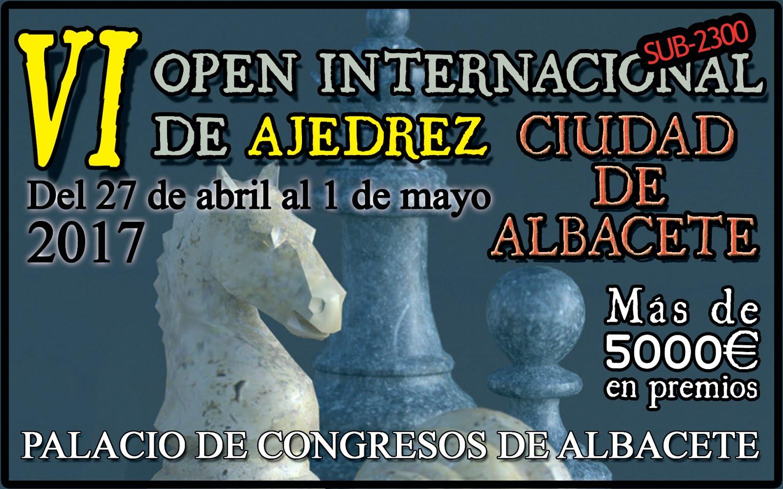 VI Open Ciudad de Albacete