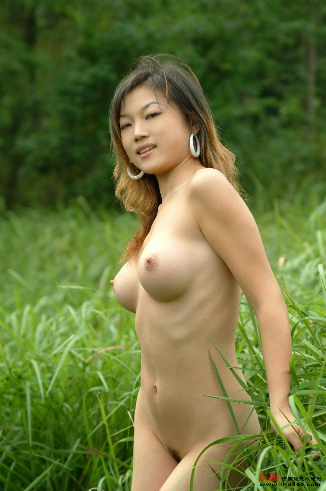 litu100 Chinese naked model Yu Hui litu 100 18+ gallery collection