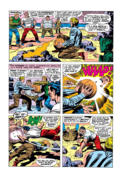 Captain America (1968) Issue #198 #112 - English 16
