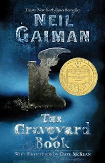 The Graveyard Book Neil Gaiman cover