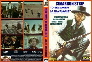 CIMARRON STRIP - O SELVAGEM DA CAVALARIA