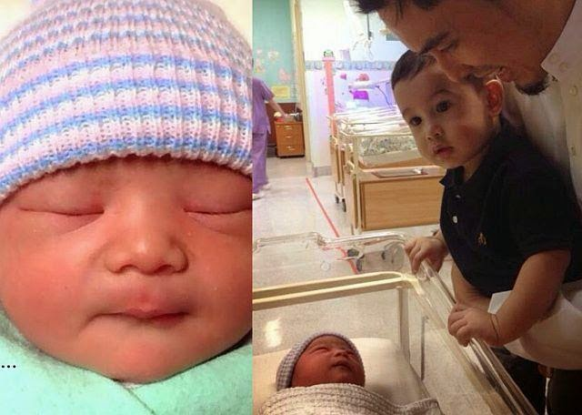 Irma Hasmie Selamat Lahirkan Anak Kedua 18 Julai Lalu
