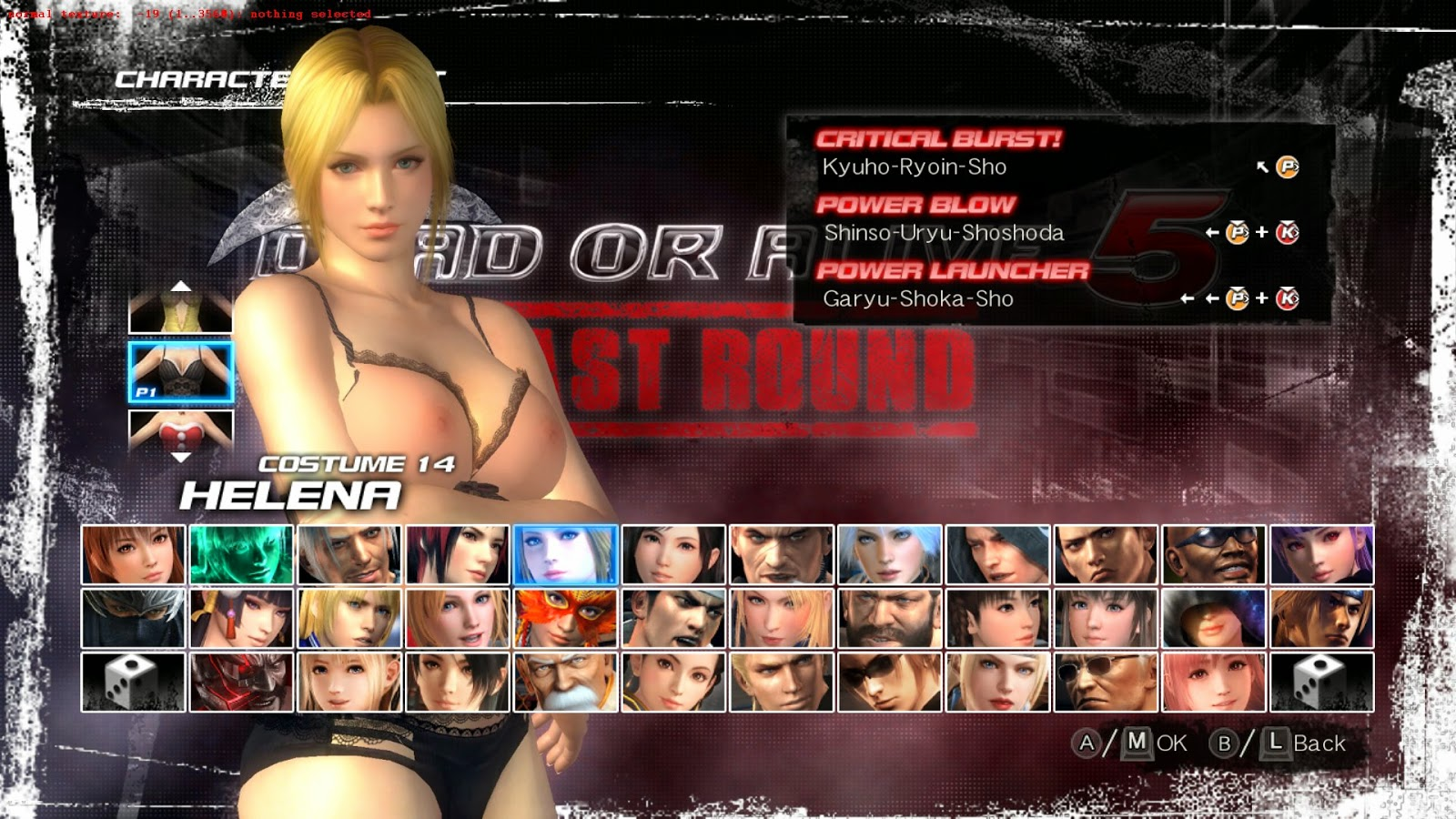 doa5-nude-mod---helena-custome-14,DOA5 Nude Mod - Helena Custome 14,Game, Game Offline, Best Game, GamePlay, game nice, game good, mods game, game mods, mods, game hardcode, cheat game, game trick, game sex, games, game bet, download, downgame, game hot - Mod Dead Or Alive 5 Last Round Free