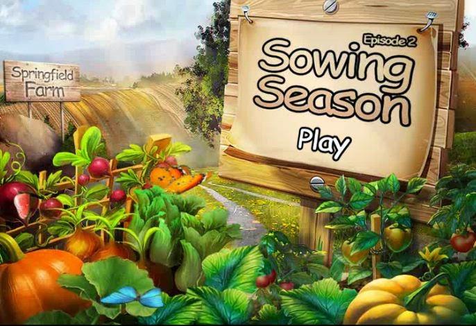 Hidden4Fun Sowing Season