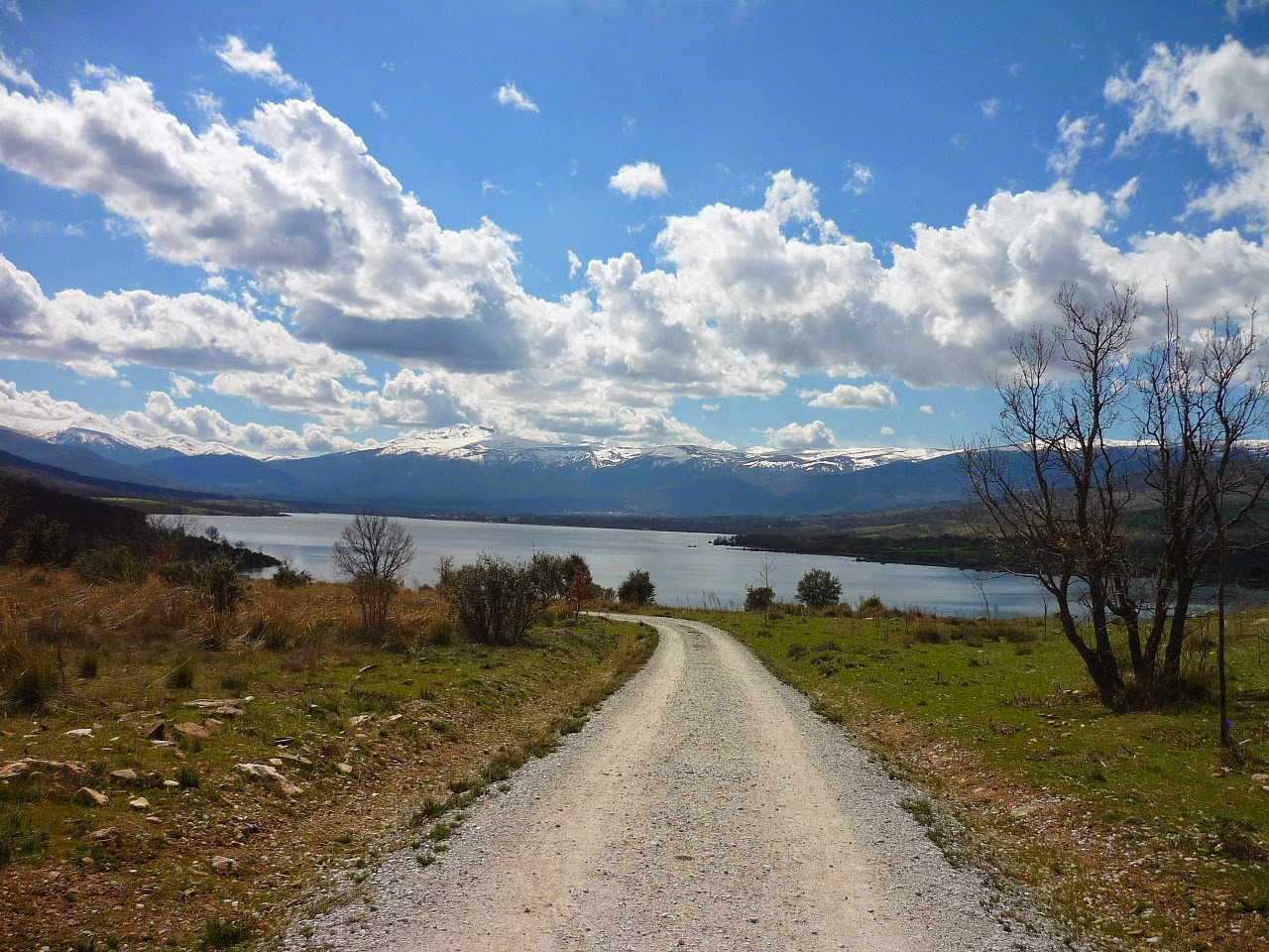 Blog Go Tandem - Vuelta embalse Pinilla