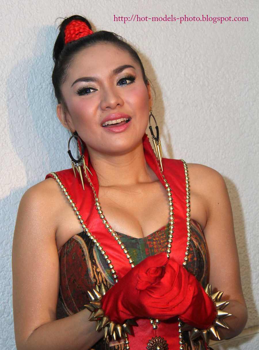 Permalink to Vicky Shu sexy indonesian models