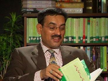 ڈاکٹرسید رضاحیدر ،غالب انسٹی ٹیوٹ کے نئے ڈائرکٹر