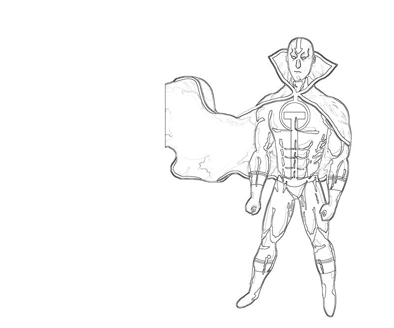 printable red tornado armor_coloring pages - Tornado Coloring Pages Printable