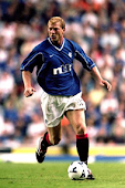 Jorg Albertz, The Hammer