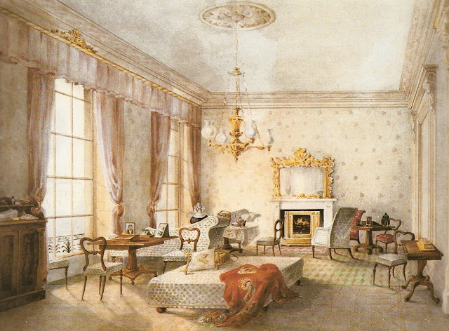 Dec a porter imagination home valances and pelmets for Interior design agency edinburgh