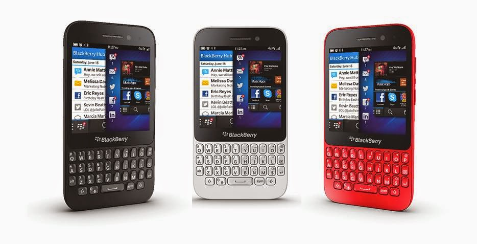 Harga Blackberry Q5, Smartphone tangguh dengan OS Blackberry 10