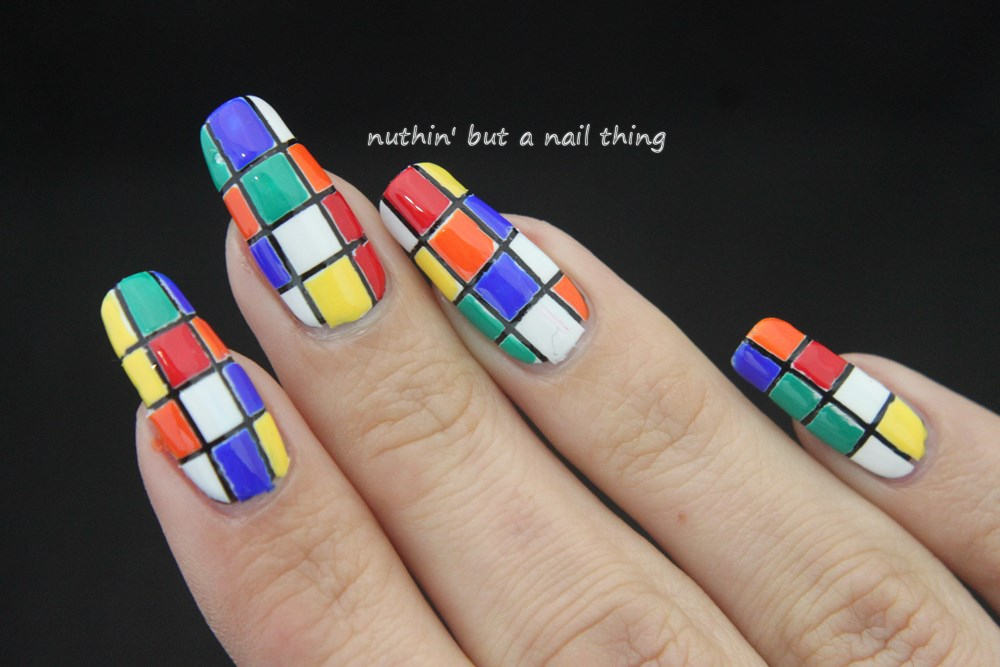 Nuthin but a nail thing 40 great nail art ideas geeks 40 great nail art ideas geeks prinsesfo Choice Image