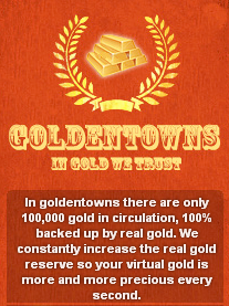 Golden Town, Play the game and earn real money