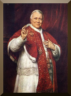 Pope Blessed Pius IX