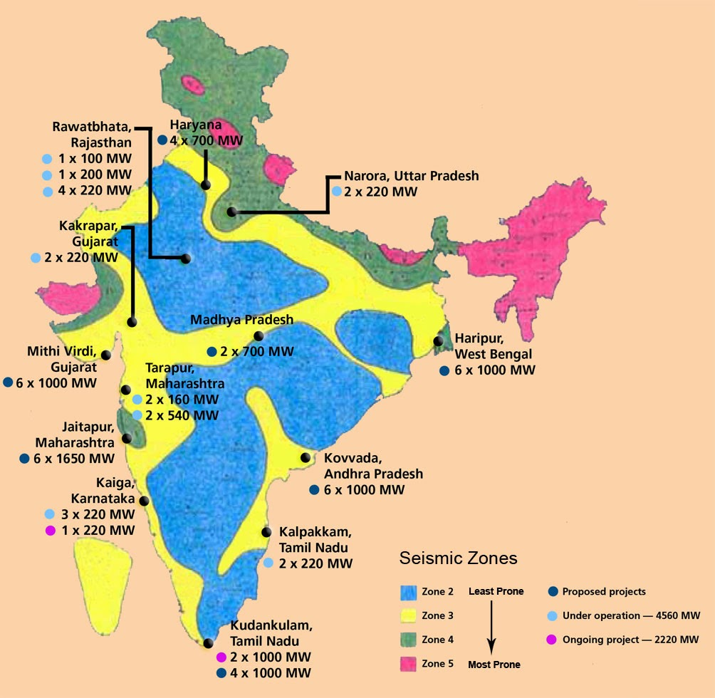India-Power-Plants-and-Earthquake-Zones