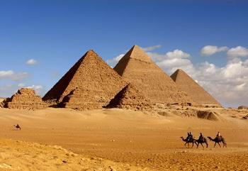 Piramida Giza Mesir Tempat Wisata terkenal di dunia