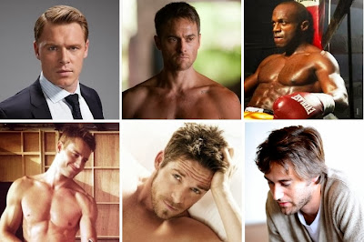 new TV season brings several new hot men to the small screen and