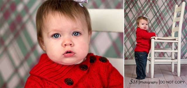 blog2 Sydney getting into the Holiday Spirit | Marlton New Jersey Baby Photographer