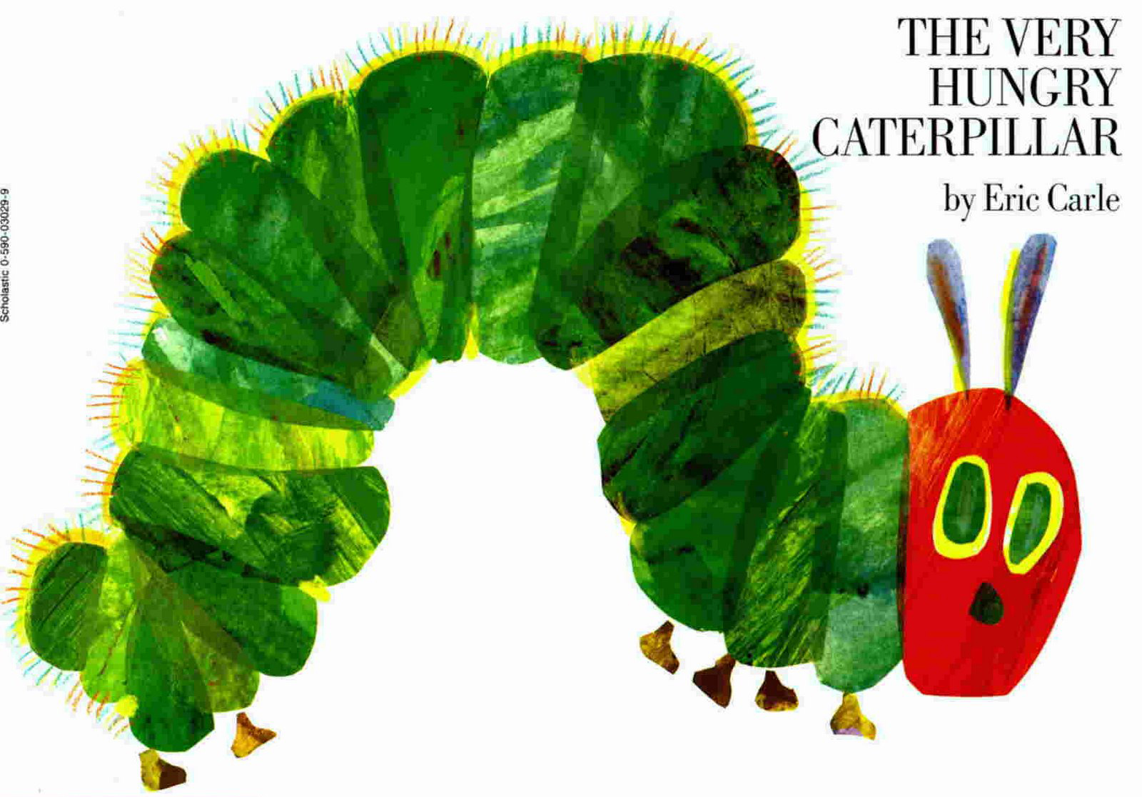 the hungry little caterpillar pdf
