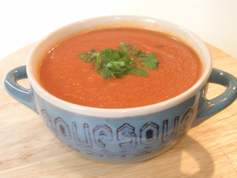 Tomato and Bread Soup Serves 4 - 6