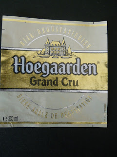 Hoegaarden Grand Cru beer