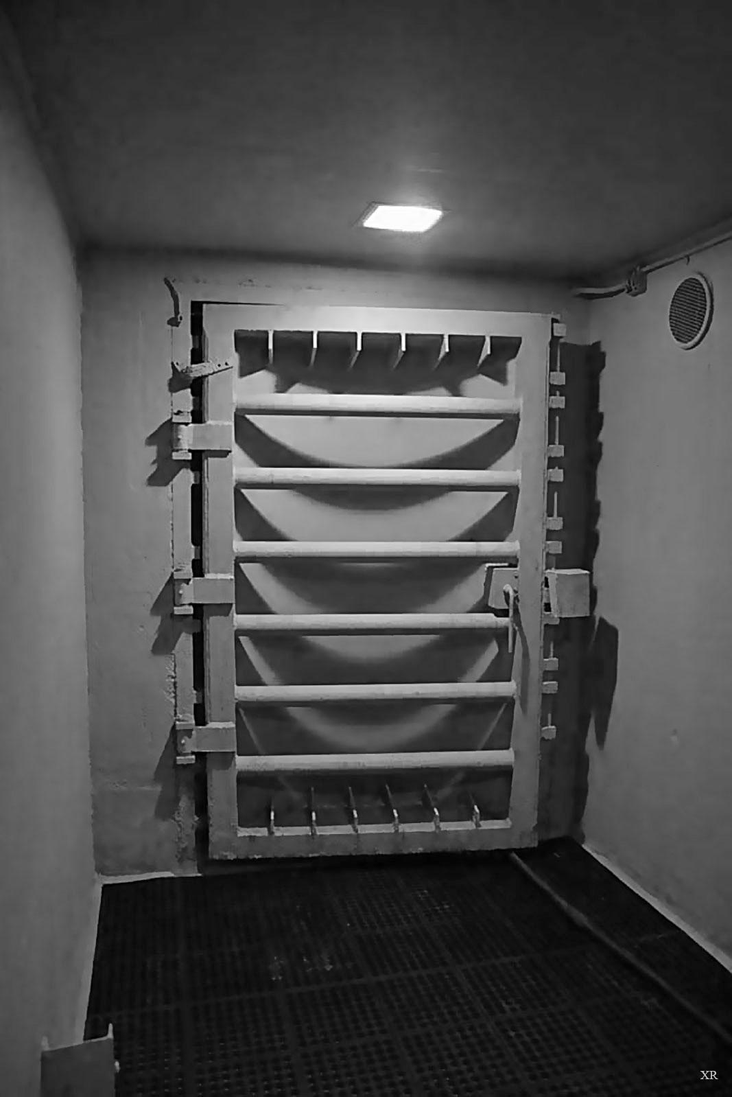 ICBM Silo- blast door . & ATOMIC-ANNIHILATION: ... ICBM Silo- blast door