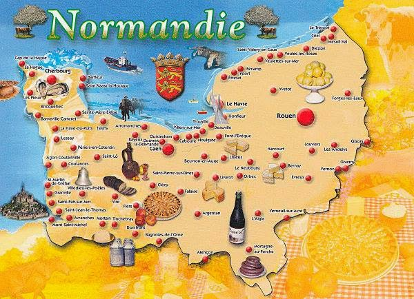A green and rosie life teurgoule normandy rice pudding - Cours de cuisine normandie ...