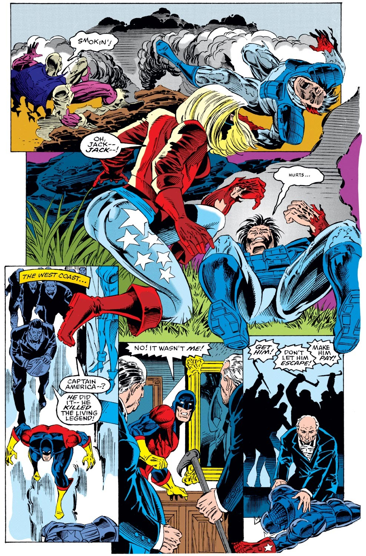 Captain America (1968) Issue #442 #396 - English 19
