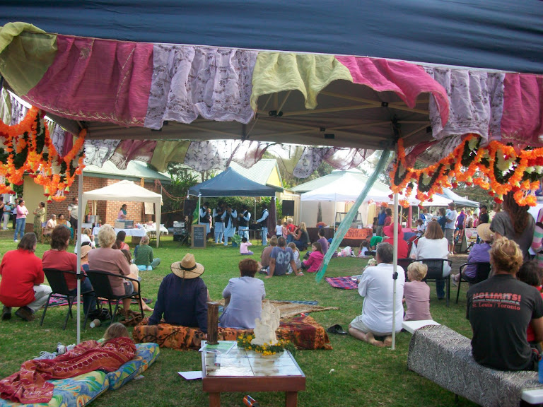 Bollywood Market Woolgoolga 1st and 4th Saturday at the Beach Reserve
