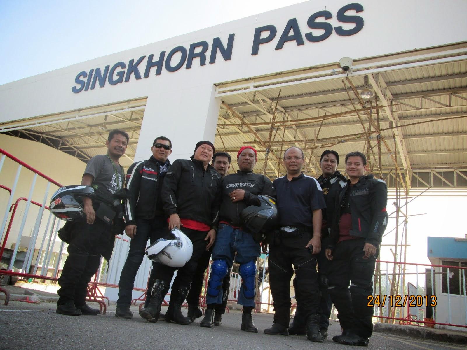 Singkhorn Pass ..