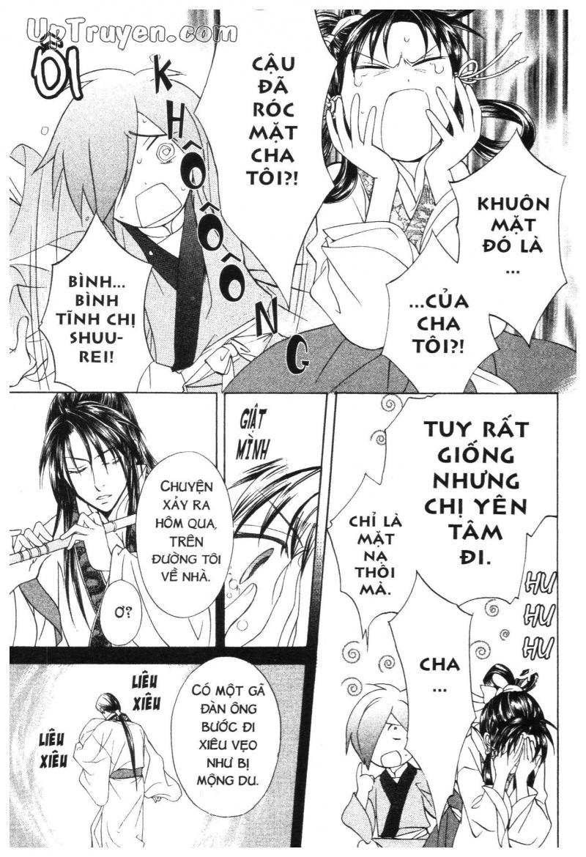 Thái Vân Quốc Truyện Chap 18
