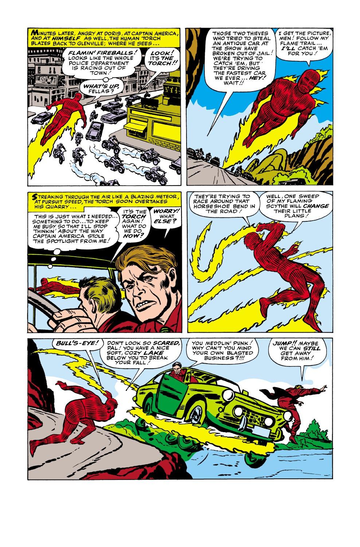 Captain America (1968) Issue #216 #130 - English 12