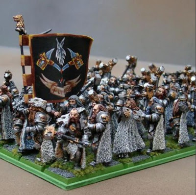 Empire Teutogen Guard by GW painted